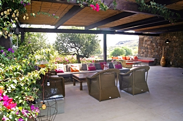 Houses for rent in Pantelleria - Dammuso Alessia A