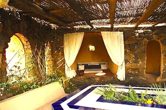 Houses for rent in Pantelleria - Dammuso Lillucia