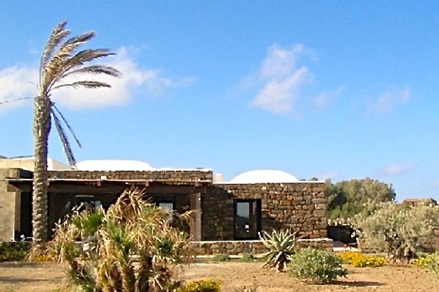 Houses for rent in Pantelleria - Dammuso Rukia