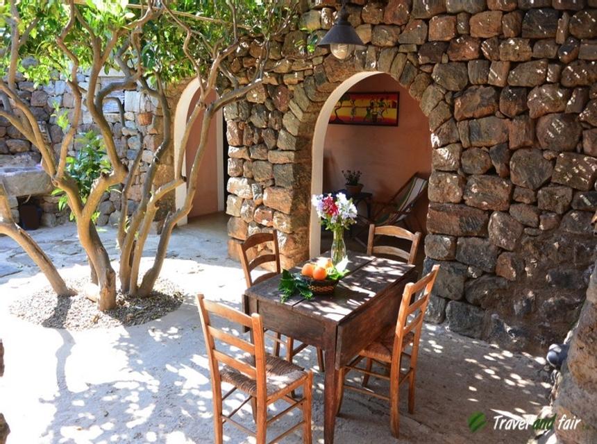 Dammusi zur miete in Pantelleria - Dammuso Aranceto - Travelandfair.net