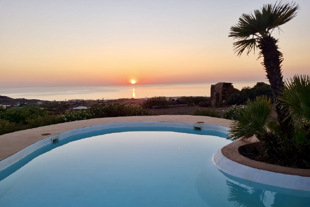 Houses for rent in Pantelleria - Dammuso Il Nespolo