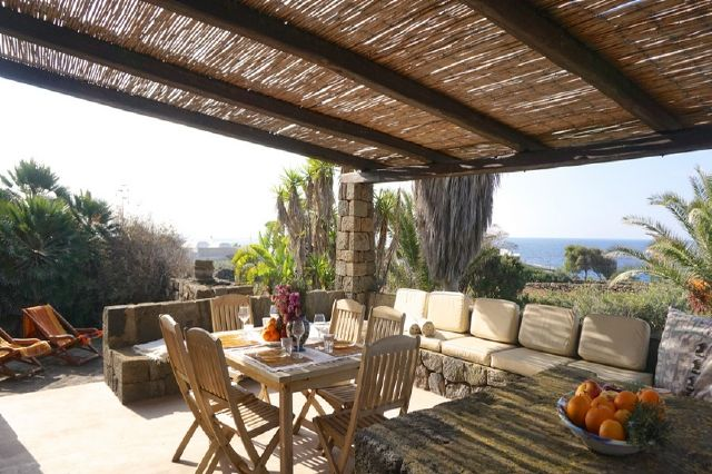 Houses for rent in Pantelleria - Dammuso Il Cedro
