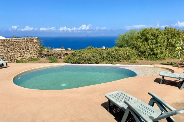 Houses for rent in Pantelleria - Dammuso Le Pigne