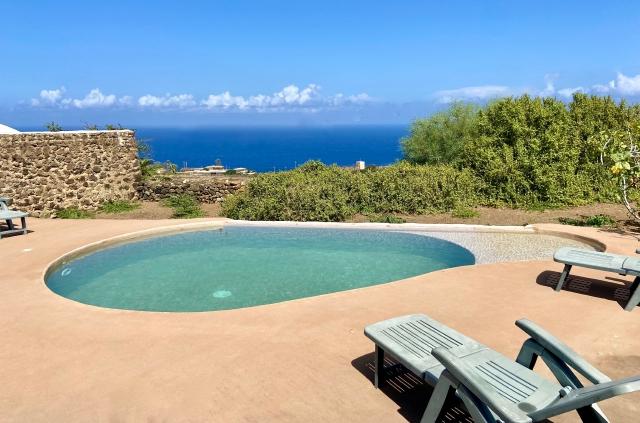 Dammusi in affitto a Pantelleria - Dammuso Le Pigne