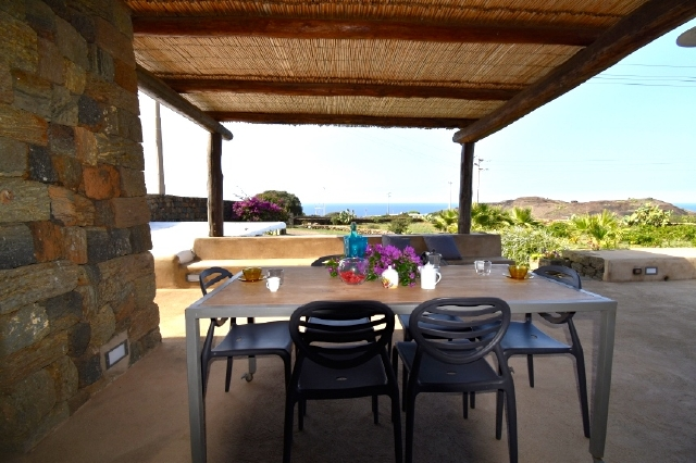 Houses for rent in Pantelleria - Dammuso Castagno