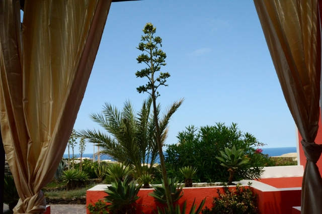 Houses for rent in Pantelleria - Dammuso Tamarindo