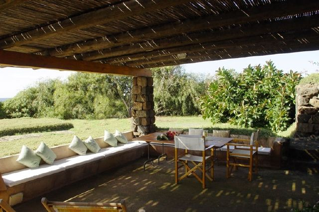 Houses for rent in Pantelleria - Dammuso Il Cappero