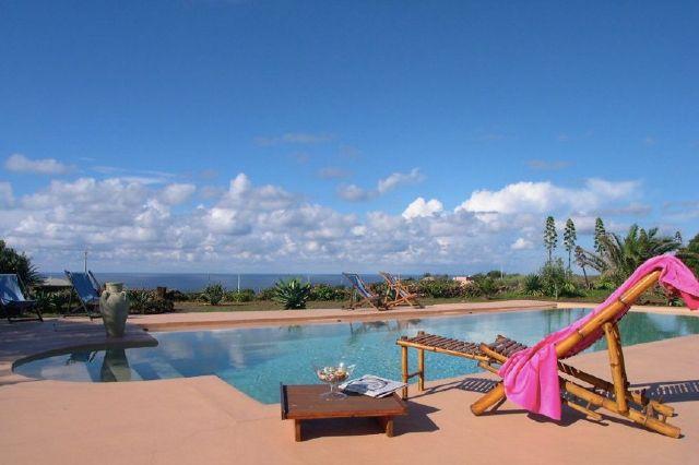 Houses for rent in Pantelleria - Dammuso Assenzio
