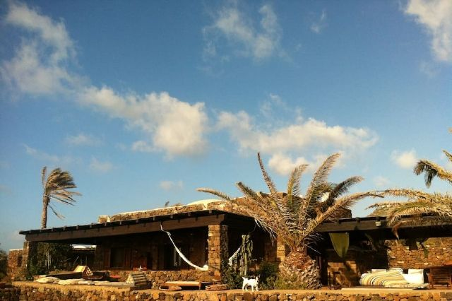Dammusi zur miete in Pantelleria - Dammuso Ametista