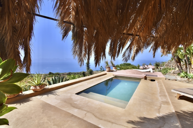 Houses for rent in Pantelleria - Dammuso Shedir