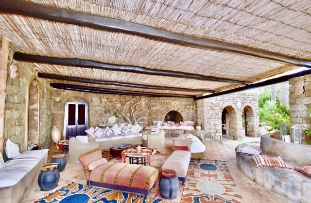 Dammusi in affitto a Pantelleria - Dammuso Malia