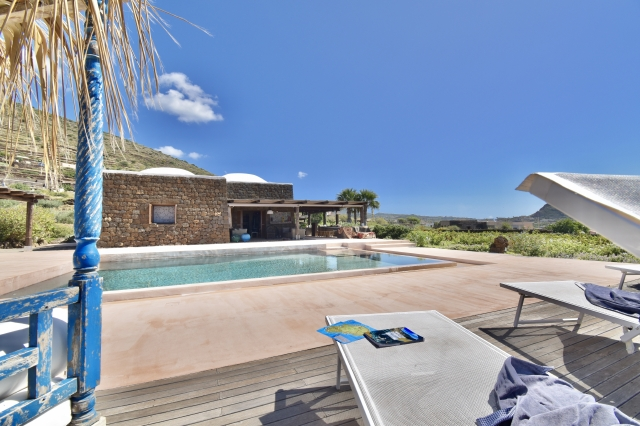 Dammusi in affitto a Pantelleria - Dammuso Tiguan