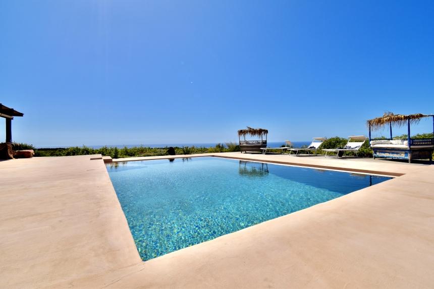 Houses for rent in Pantelleria - Dammuso Naran - Travelandfair.net