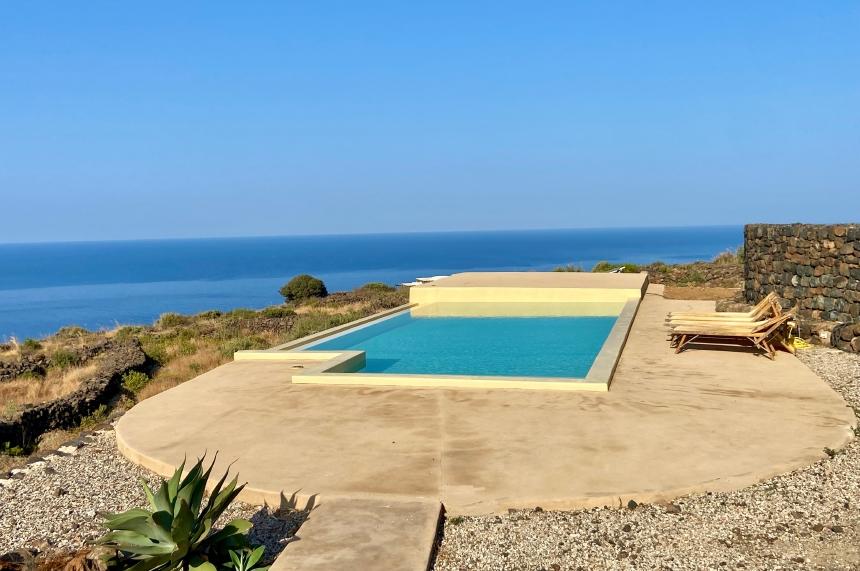 Houses for rent in Pantelleria - Dammuso Nadira - Travelandfair.net