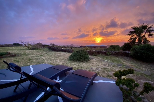 Houses for rent in Pantelleria - Dammuso Dakale 2