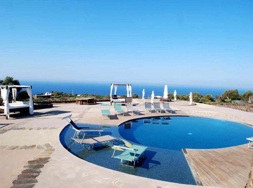 Houses for rent in Pantelleria - Al qubba - Resort - Travelandfair.net