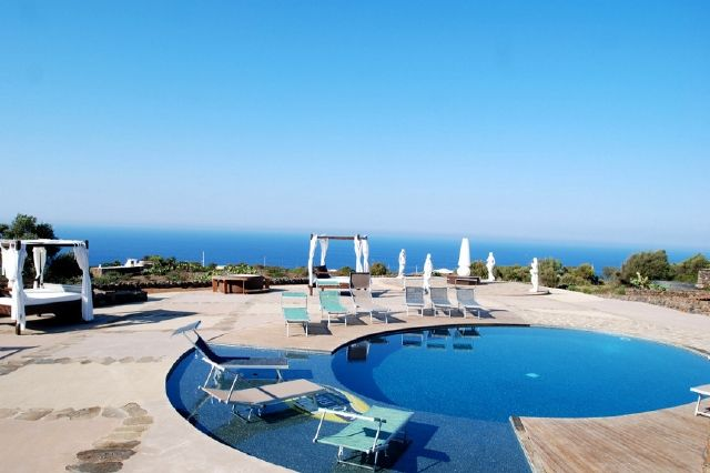Houses for rent in Pantelleria - Al qubba - Resort
