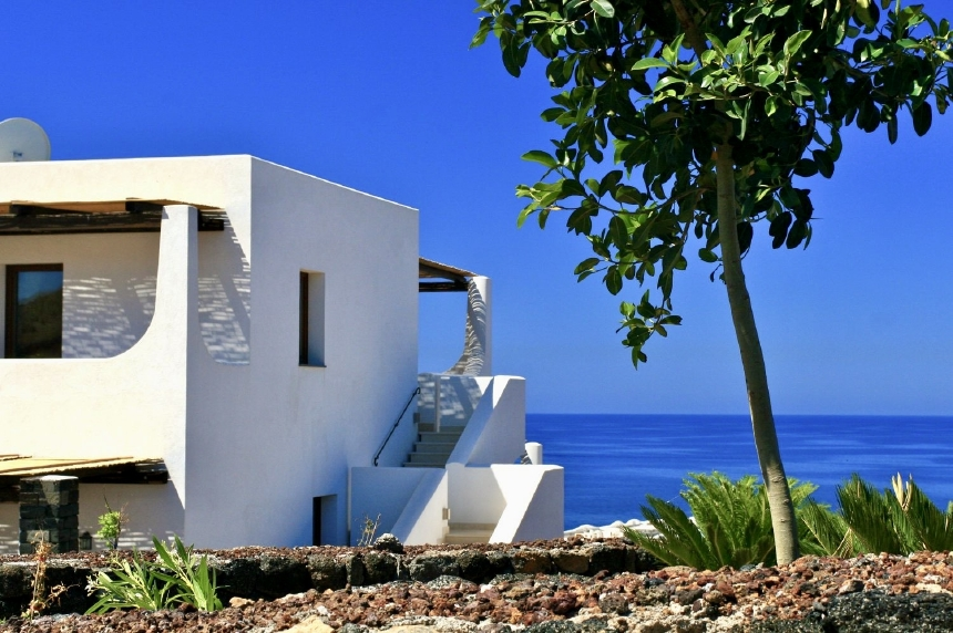 Houses for rent in Pantelleria - Residence K.R. - Travelandfair.net